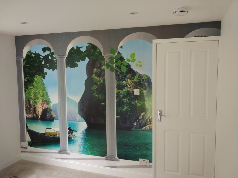 ZD Painters Wallpapering - St Albans