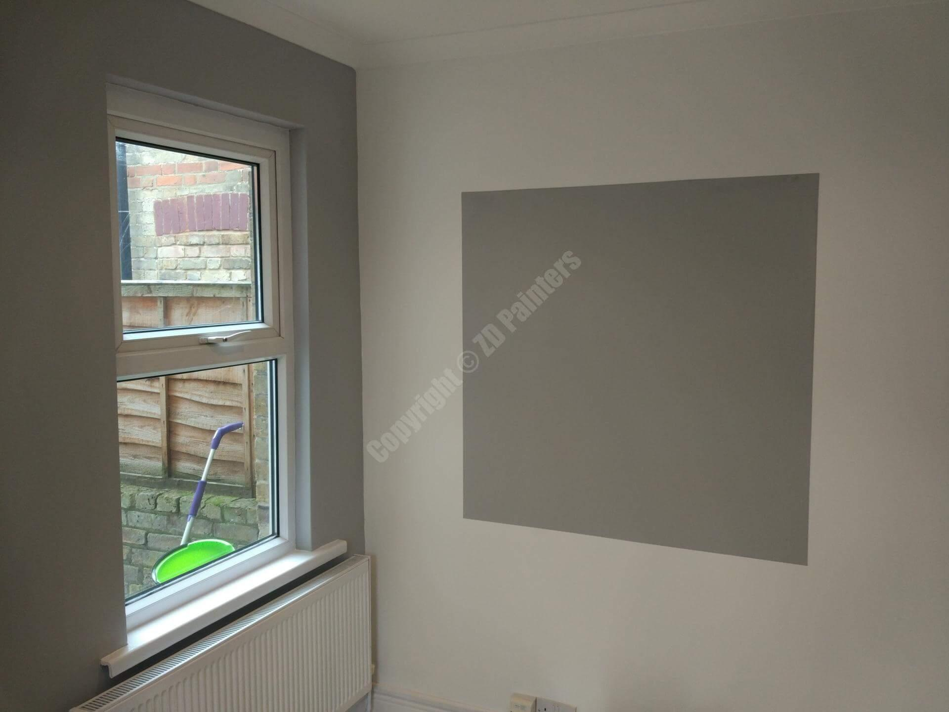 ZD Painters Feature Walls - Rickmansworth
