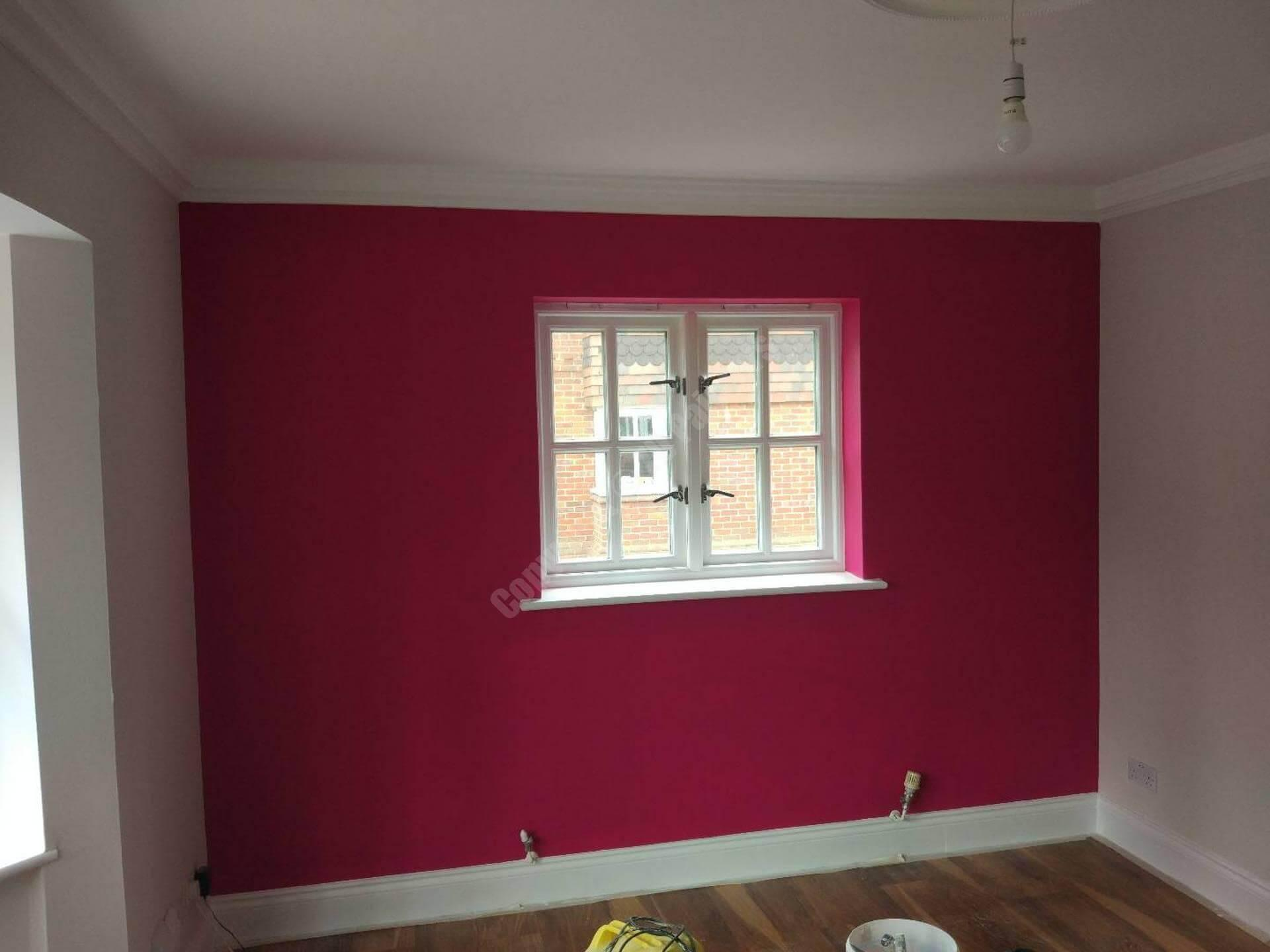 ZD Painters Feature Walls - High Wycombe